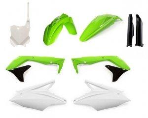 Acerbis Kawasaki pełny zestaw plastików KXF 450 16