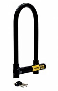 Zapięcie U-LOCK AUVRAY U-FORCE 10 - 120 x 340 mm, średnica bolca 18 mm