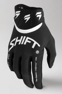 SHIFT RĘKAWICE OFF-ROAD WHITE LABEL BLISS BLACK/WH