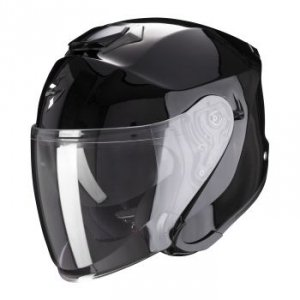 SCORPION KASK OTWARTY EXO-S1 SOLID BLACK