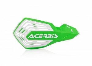 Acerbis Handbary X-FUTURE zielono - biały