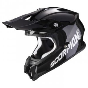 SCORPION KASK OFF-ROAD VX-16 AIR SOLID BLACK