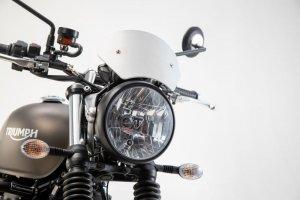 SW-MOTECH SZYBA MOTO TRIUMPH STREET TWIN 900 GREY