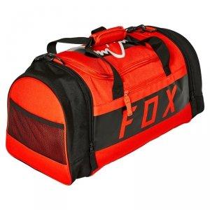 FOX TORBA MIRER 180 DUFFLE FLUORESCENT RED