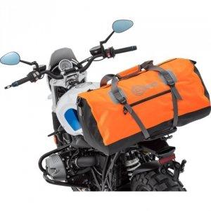 Q-Bag torba motocyklowa tylna Tail Bag 80 orange