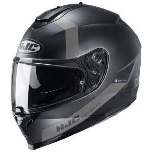 HJC KASK INTEGRALNY C70 EURA BLACK/GREY