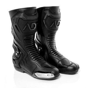 ADRENALINE Buty motocyklowe sportowe ROCKET czarny