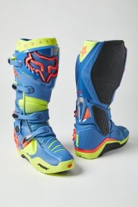 FOX BUTY OFF-ROAD INSTINCT MAWLR DUSTY BLUE