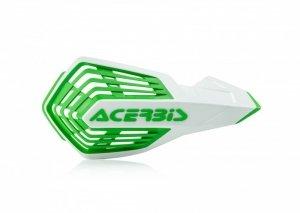 Acerbis Handbary X-FUTURE biało - zielony