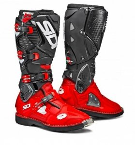 Buty offroad Sidi Crossfire 3 red red black