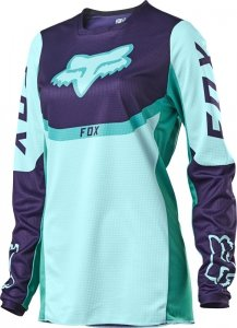 FOX BLUZA OFF-ROAD LADY 180 VOKE AQUA
