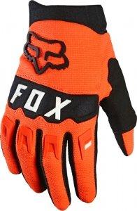 FOX RĘKAWICE OFF-ROAD JUNIOR DIRTPAW ORANGE
