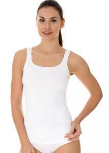 Brubeck TA10430 Koszulka damska camisole COMFORT COOL biały