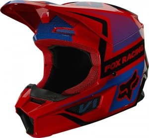 FOX KASK OFF-ROAD V-1 OKTIV RED
