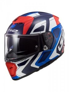 KASK LS2 FF390 BREAKER ANDROID BLUE RED