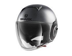 SHARK Kask otwarty NANO STREET NEON  matowy/szary