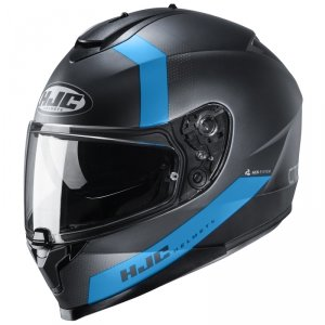 HJC KASK INTEGRALNY C70 EURA BLACK/BLUE