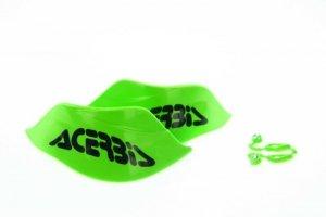 Acerbis Spoilery do Handbarów Rally Pro zielony