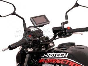 SW MOTECH ZESTAW ADAPTERÓW DO GPS ZUMO 660, NONSHOCK GPS MOUNT