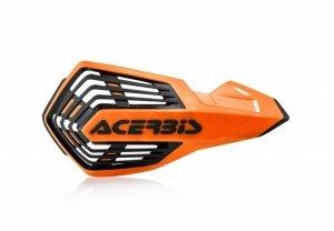 Acerbis Handbary X-FUTURE pomarańczowo - czarny