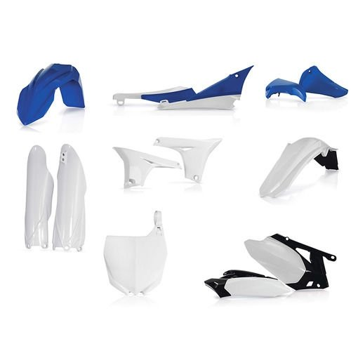 Acerbis Yamaha pełny zestaw plastików YZF450 10-13