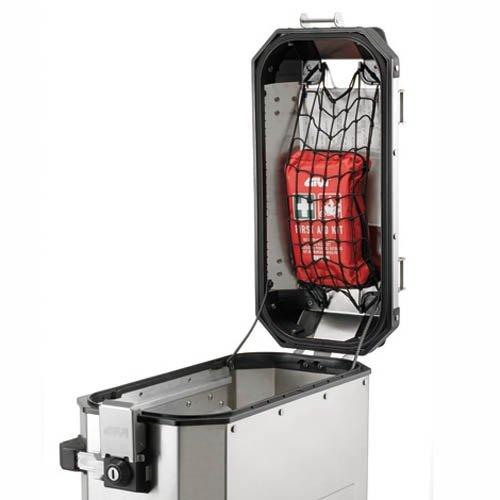 GIVI E144 Siatka elastyczna do kufra bocznego TREKKER OUTBACK MONOKEY CAM-SIDE