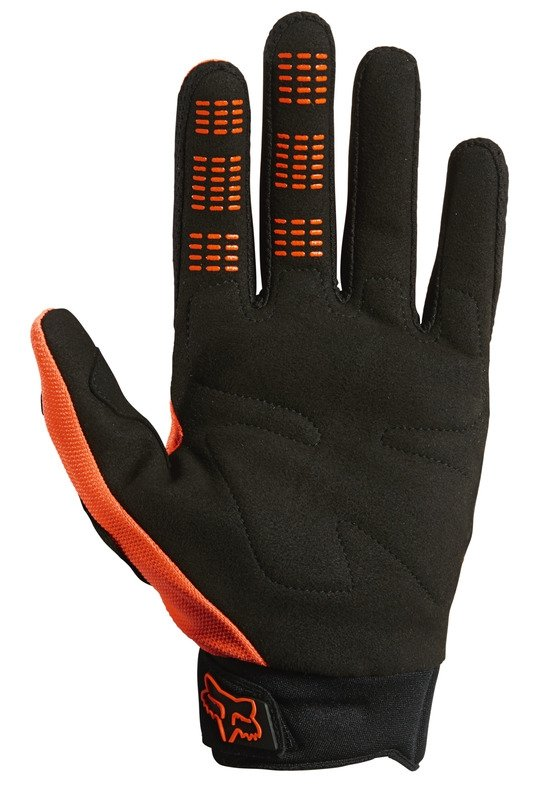 FOX RĘKAWICE OFF-ROAD DIRTPAW ORANGE