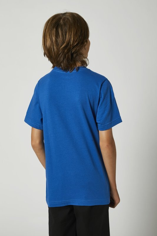 FOX T-SHIRT JUNIOR CYPHER ROYAL BLUE