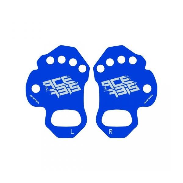 Acerbis ochraniacz na odciski dłoni niebieski