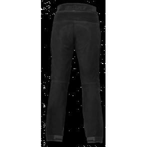 BUSE Spodnie motocyklowe skórzane Bozano czarne