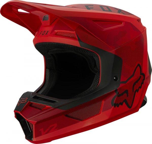 FOX KASK OFF-ROAD V-2 SPEYER RED