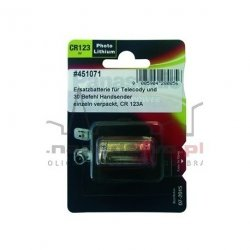 Pojedyncza bateria CR 123 A