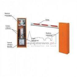 Zestaw 620 RAPID z ramieniem prostokątnym 3 m