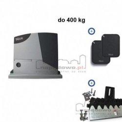 ROAD 400 ERA FLOR - zestaw automatyki do bram przesuwnych