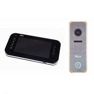 VIEW BG - Zaawansowany zestaw wideodomofonowy dla domu jednorodzinnego.