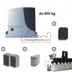 NICE ROBUS 600 ERA FLOR - zestaw automatyki do bram przesuwnych