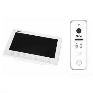 VIEW WPLUS W - Zaawansowany zestaw wideodomofonowy dla domu jednorodzinnego.