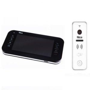 VIEW BPLUS W - Zaawansowany zestaw wideodomofonowy dla domu jednorodzinnego.