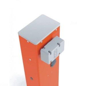 WIDE S Szlaban elektromechaniczny o długości ramienia 3 lub 4 m, do obieków publicznych i zastosowań przemysłowych