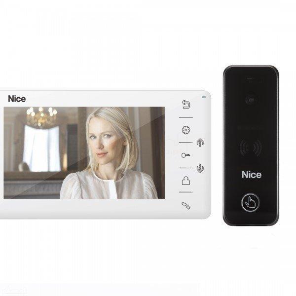 LOOK WB - Zestaw wideodomofonowy dla domu jednorodzinnego.
