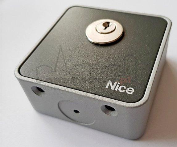 NICE Przełącznik kluczykowy, natynkowy EKS