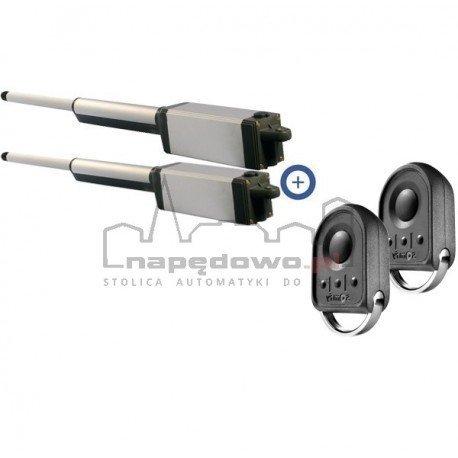 Zestaw Somfy Ixengo S RTS 230V Standard Pack (2 piloty 4-kanałowe Keygo)