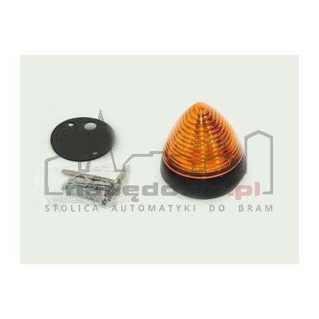 Lampa sygnalizacyjna Hormann LED SLK żółta 1,2 W / 24 V