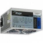 Zasilacz ATX 700W Akyga Basic AK-B1-700 Fan12cm P8 5xSATA PCI-E
