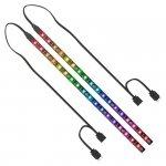 Paski LED SilentiumPC Aurora Stripes ARGB SPC247