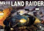 MKIII LAND RAIDER  Space Marine Tank
