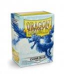 KOSZULKI DRAGON CLEAR BLUE matte  100SZT