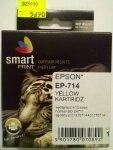 EPSON T0714 YELLOW       smart PRINT