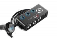 Rozdzielacz gniazda zapalniczki samochodowej Xblitz R7 Quick Charge 3.0