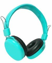 Słuchawki z mikrofonem Vakoss SK-483B niebieskie